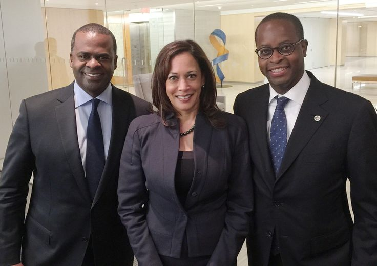 59th Mayor of Atlanta, Georgia, Kasim Reed, Double Howard University Alum (B.A., '91; J.D., '95); 32nd Attorney General of California, Kamala Harris, Howard University Alum (B.A., '86); 17th President, Howard University, Wayne A.I. Frederick, Triple Howard University Alum (B.S.'92; M.D.'94; M.B.A.'11) #BlackHistory #HowardUniversity #HBCU #BlackHistory