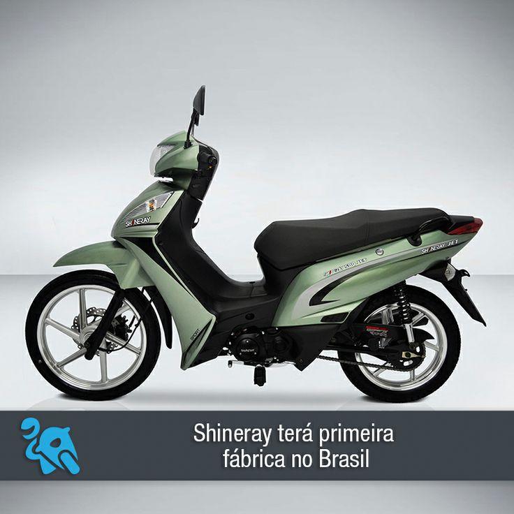 Pernambuco recebe fábrica da Shineray Motos. Veja na matéria: https://www.consorciodemotos.com.br/noticias/shineray-tera-a-sua-primeira-fabrica-no-brasil?idcampanha=288&utm_source=Pinterest&utm_medium=Perfil&utm_campaign=redessociais