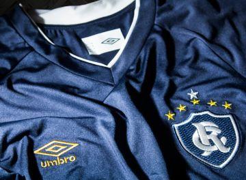 Clube do Remo 2014 Umbro Camisa 33