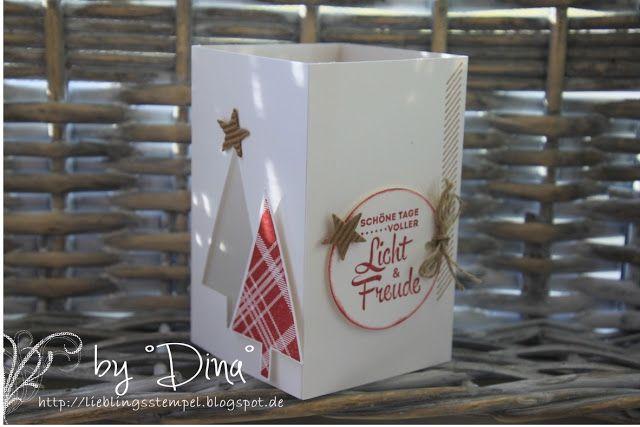 °°°Lieblingsstempel°°° kreativ mit Stempel und Papier und Stampin´Up!: Freude zur Weihnachtszeit