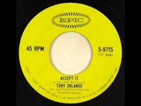 Tony Orlando - Accept It