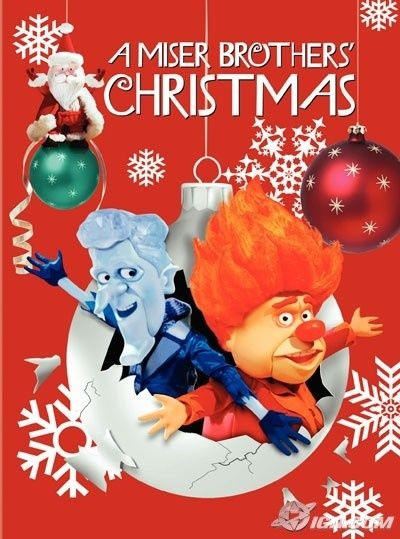 A Miser Brothers' Christmas (2008) Included in Santa's Magical Stories.