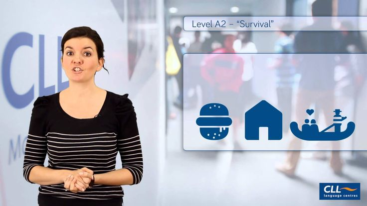 What is the A2 level? (CEFR for Languages)