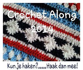 De creatieve wereld van Terray: Crochet Along week 18