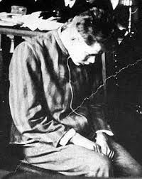 Marinus van der Lubbe, executed for the Reichstag fire.