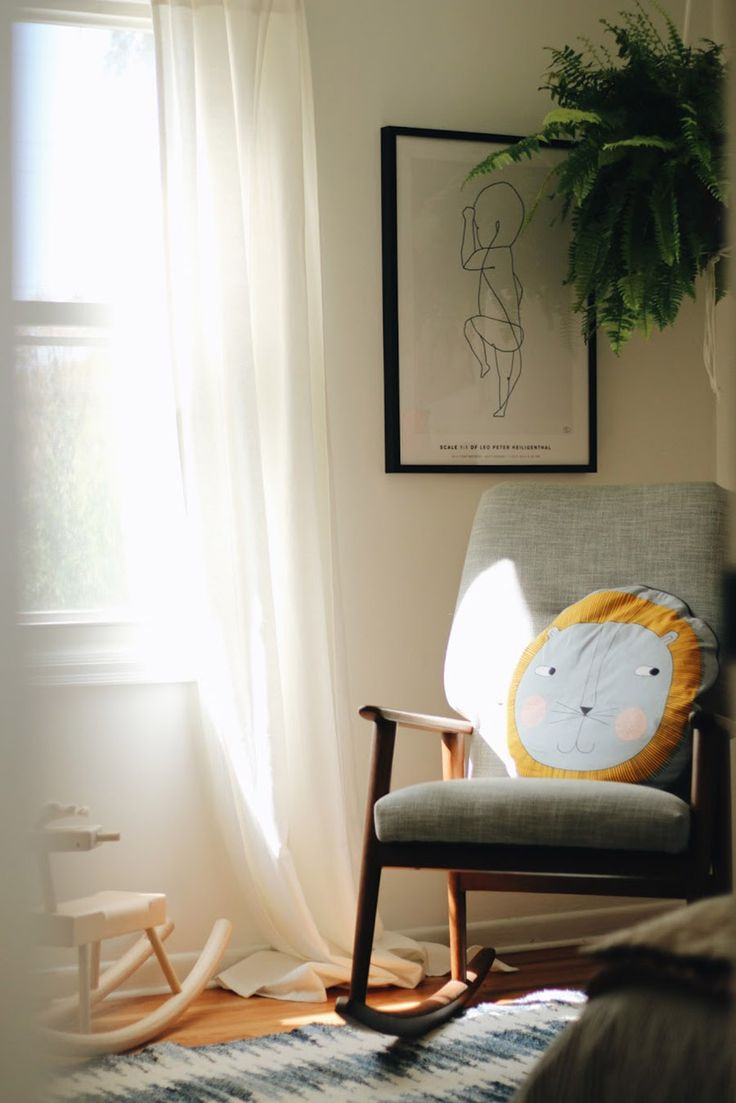 See this camp inspired children's room on the west elm blog