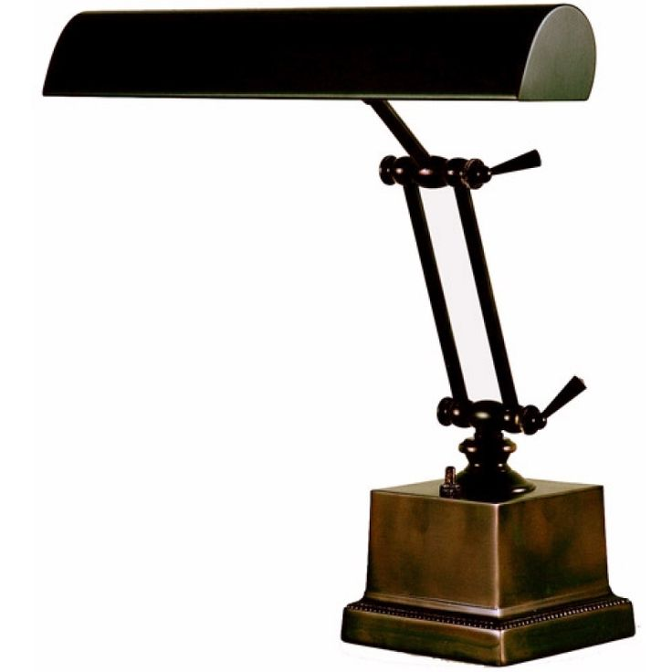 Piano Desk Lamps Banker Piano Desk Lamps | Bellacor