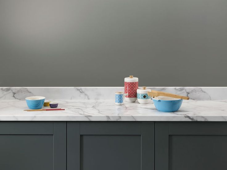 kitchens with calcatta marble | Calacatta Marble Prima Formica Laminated Worktop