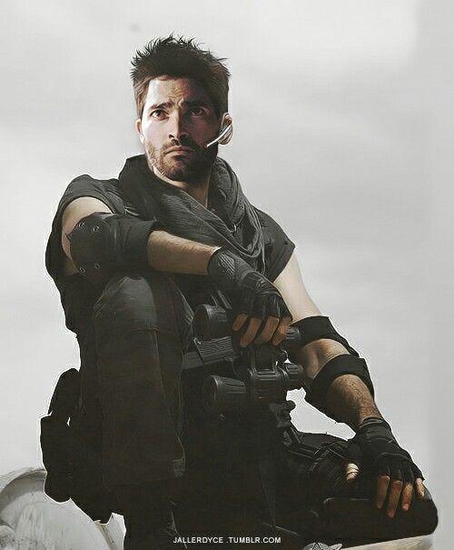 Sean Bower, el antagonista.