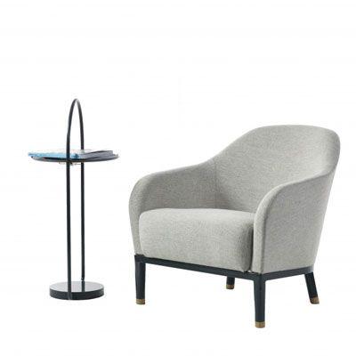 EDITH - новое элегантное и комфортное кресло. Кресло Edith идеально подходит как для общественных, так и для частных интерьеров. Это кресло станет фаворитом у многих. Когда вы его увидите, вам не захочется с ним расстаться.