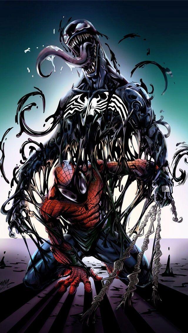 165 best venom images on Pinterest | Spiderman, Marvel ...