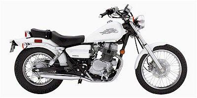 2006 Honda CMX250C Rebel:Main Image