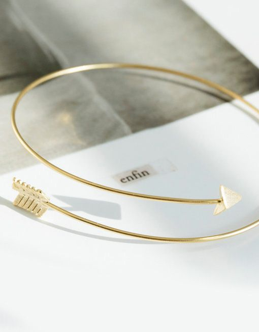 16€ - GOLDEN ARROW BRACELET | SRTALAURIS, jewelry&design