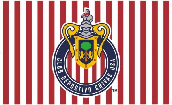 Wholesale Officially Licensed CD Chivas USA Flag in Just USD $49.95 from DailyTrader.com