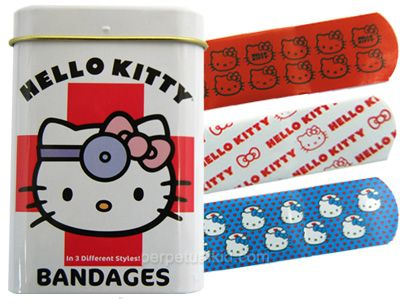 For the hardcore #hellokitty addict.