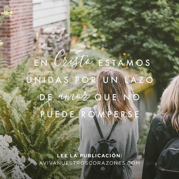 """102 Me gusta, 1 comentarios - Aviva Nuestros Corazones (@avivanuestroscorazones) en Instagram: """"El amor de Cristo es el lazo en común entre madres y mujeres sin hijos, mujeres casadas y solteras…"""""""