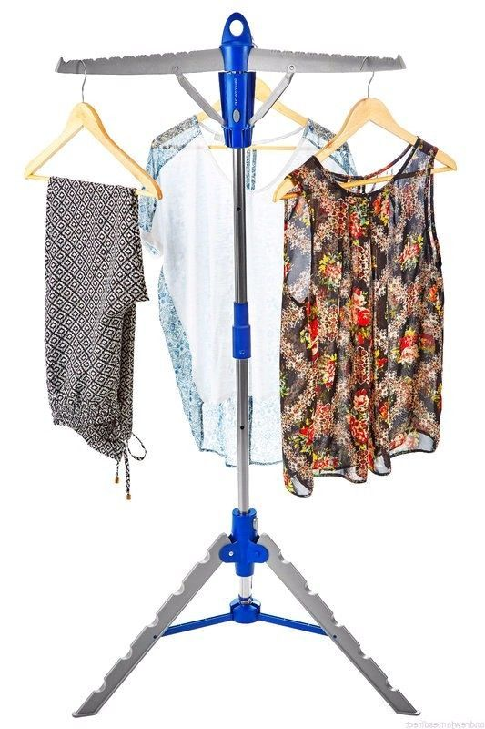 Clothes Dryer Airer Folding Clothes Horse New Lightweight Design Safely Stand  #ClothesDryerAirer
