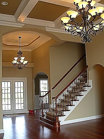 Classic Coffered Ceilings By Luxe Homes U0026 Design