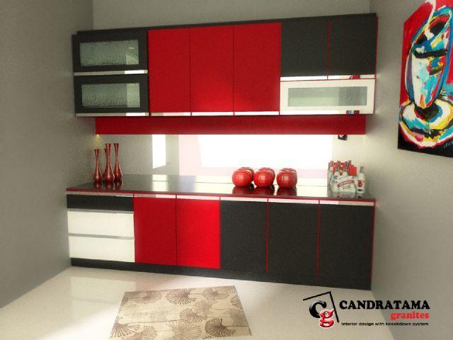 interior kediri - interior malang - interior nganjuk - interior blitar - interior jombang - interior trenggalek - interior tulungagung - kitchen set - dapur - minimalis - modern