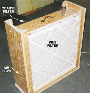 Dust Collection Tips. Are two filters better than one?