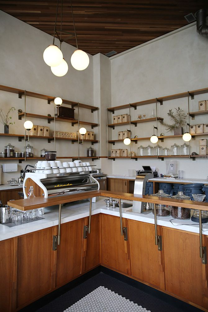 Sightglass Coffee in the Mission | San Francisco | via Spotted SF