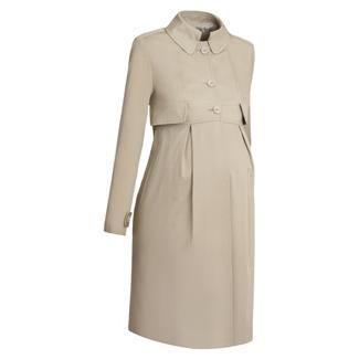 Как сшить пальто для беременных