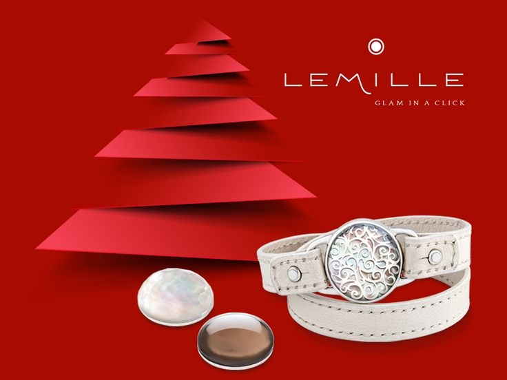 Lemille Glam in a Click collection - www.lemille.com