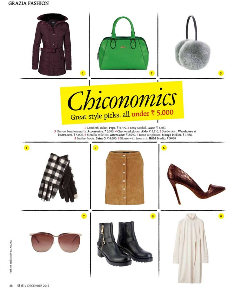 Grab your pair of INTOTOs now: http://www.intoto.in/its-the-time-to-disco-19  #Grazia #GraziaIndia #magazine #Chic #INTOTOs