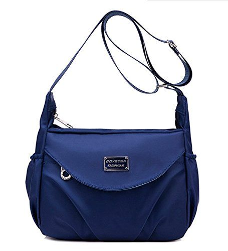 New Trending Make Up Bags: Kecartu Womens Casual Water-resistant Nylon Top Zip Crossbody Bag Lightweight Multi Pockets Shoulder Bag Navy Blue. Kecartu Women's Casual Water-resistant Nylon Top Zip Crossbody Bag Lightweight Multi Pockets Shoulder Bag Navy Blue  Special Offer: $20.55  255 Reviews Lightweight Water Resistant Nylon Crossbody Shoulder Bag Small Size Purse For shopping,errands or travel,a comfortable wide...