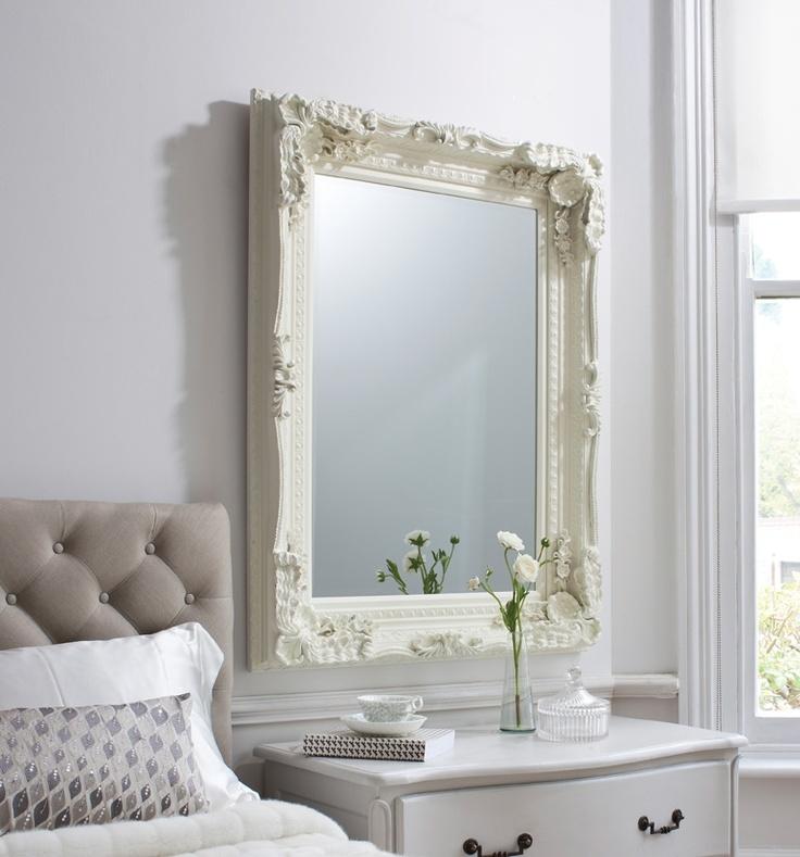 Buy Gallery Carved Louis Mirror