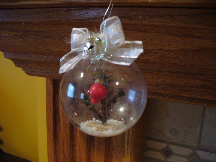 Charlie Brown's Christmas Tree Ornament.