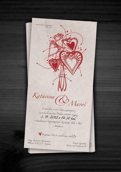 Ja vytvorím svadobné, narodeninové … poz... za 10€ | Jaspravim.sk