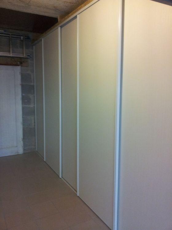 placard pour garage. Black Bedroom Furniture Sets. Home Design Ideas