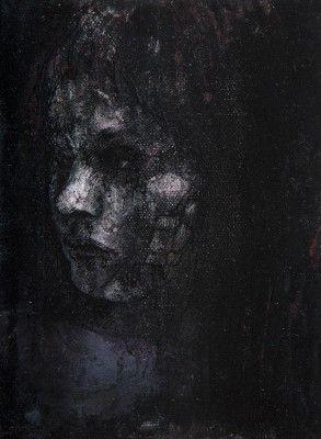 Josef Bolf - Girl | Galerie Dukan
