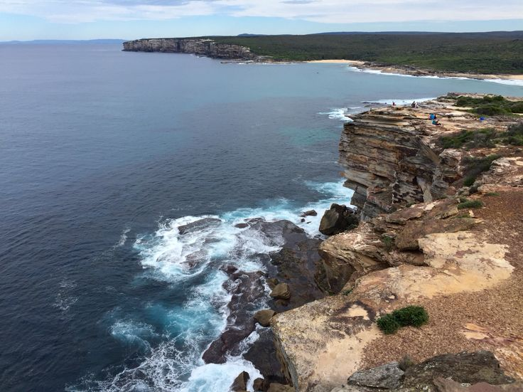 Bundeena Cliffs Royal National Park Sydney