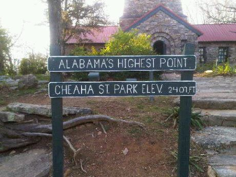 Cheaha State Park In Delta Al Also Coleman Lake