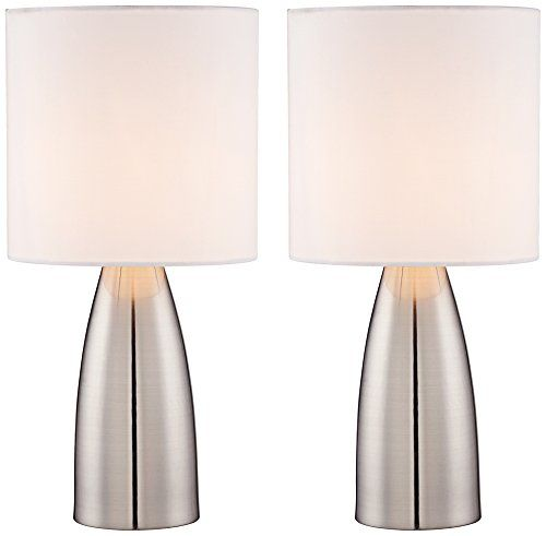 Aron 14 High Accent Touch Lamps Set Of 2