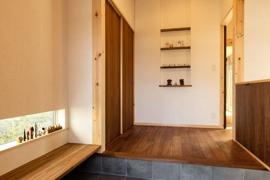 「好き」を詰め込んだ開放感あふれる平屋 たたみ12枚分の爽快ウッドデッキスペース|重量木骨の家 選ばれた工務店と建てる木造注文住宅