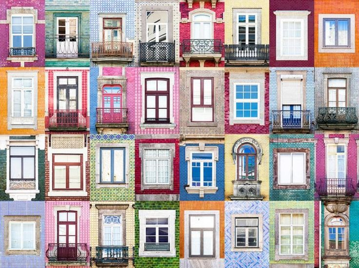 okna Portugalia (Porto)