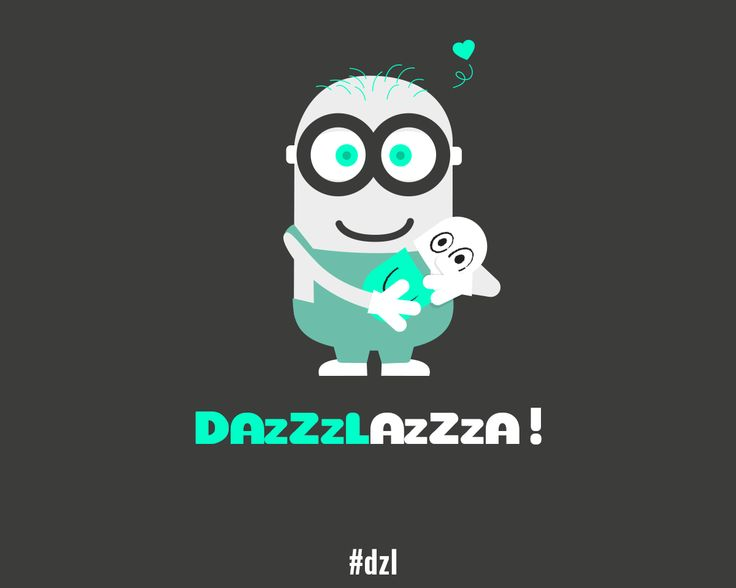 "[DÉTOURNEMENT] Les Minions & dazZzle, une grande histoire de ""DAzZzLAzZzLA""  #minions #dzl #Macguff #banana #pub #animatic #draw #sketch #détournement #dzl #pub #veille #wtf #dzl #pub #veille #détournement #ad #illustration #slogan #publicitaire #minimalist #media #brand #white #black #gray #green #design #light #pill #rules #inspiration"