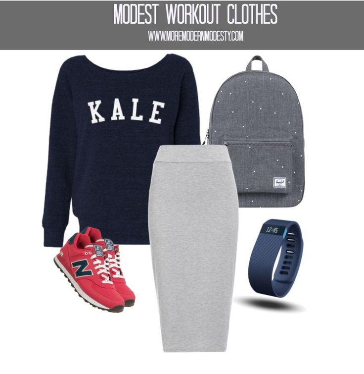 Modest Workout Clothes                                                       …
