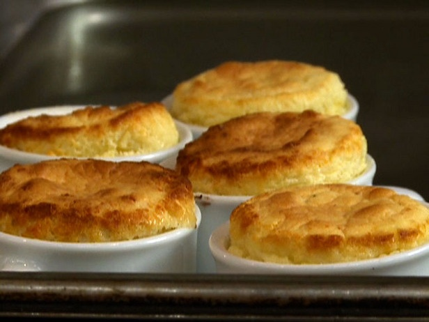 Liv's Cheese-Bacon Souffle Recipe & Giveaway Arouse by Nina Lane