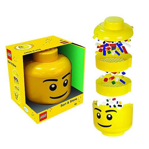Lego Sort and Store (Smiley Face) | Kids Cool Toys UK