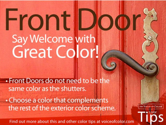 55 best painted front door ideas images on pinterest