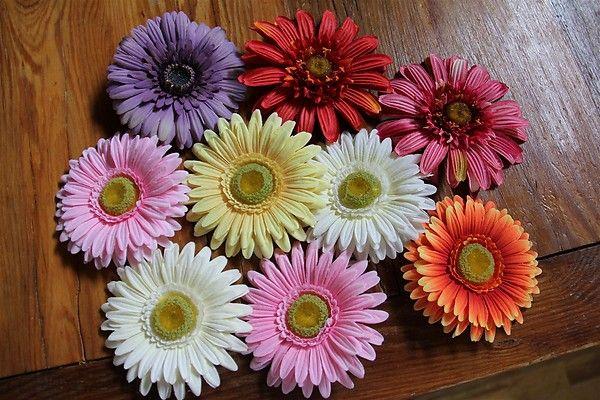 Chasing Cheerios: DIY Flower Barrettes