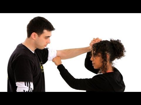 What to Do if an Assailant Grabs Your Hair | Self Defense