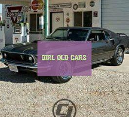 girl old cars – #girl #cars mädchen alte autos