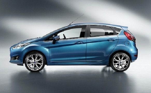 2015 Ford Fiesta as your Affordable Luxury Cars-exterior