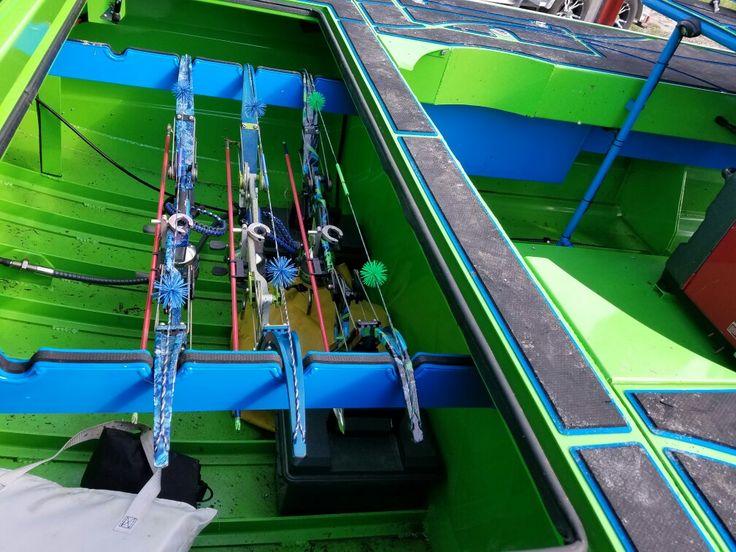 bowfishing bow holder