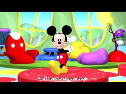 Mickey Mouse Clubhouse Road Rally Hot Dog Song